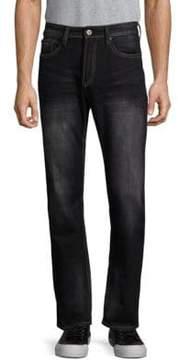 Buffalo David Bitton Straight Slim-Fit Jeans
