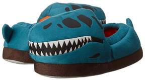Stride Rite Glow T Rex Skull Boys Shoes