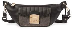 Furla Metropolis Amy Mini Leather Belt Bag