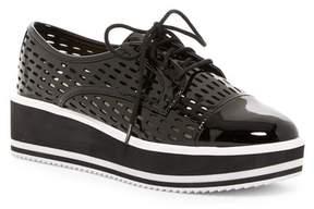 Fergie Dolly Laser-Cut Platform Sneaker