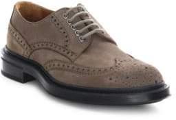 Aquatalia Landon Suede Leather Oxford