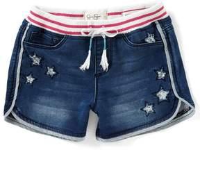 Jessica Simpson Big Girls 7-16 Gracie Pull On Shorts