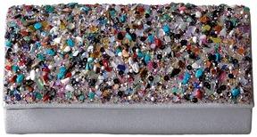 Jessica McClintock - Chloe Beach Stones Clutch Clutch Handbags