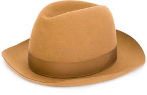 Borsalino classic homburg hat