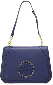 Tory Burch Stud Shoulder Bag - Royal Navy - ONE COLOR - STYLE