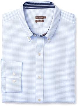 J.Mclaughlin Westend Trim Fit Shirt in Mini Check