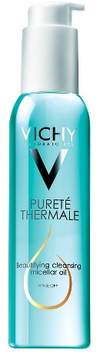 Vichy Purete Thermale Beautifying Cleansing Micellar Oil 4.2 oz