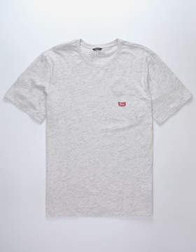 Brixton Stith Mens Pocket Tee