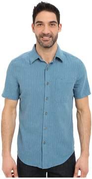 Royal Robbins Liberty Stripe Short Sleeve Shirt Men's Short Sleeve Button Up