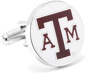 Ice Texas A&M Aggies Cufflinks