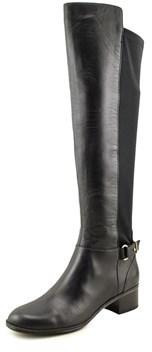 Bandolino Cuyler Round Toe Leather Knee High Boot.