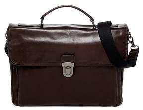Frye Stanton Top Handle Leather Bag