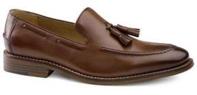 G.H. Bass Cooper Tassel Accented Leather Loafers