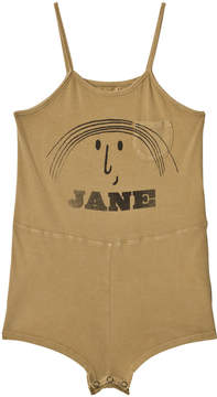 Bobo Choses Lark Little Jane Playsuit