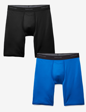 Tommy John Go AnywhereTM Boxer Brief 2 Pack
