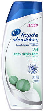 Head & Shoulders Itchy Scalp Care with Eucalyptus 2in1 Dandruff Shampoo + Conditioner