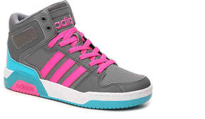 adidas Girls NEO BB9TIS Toddler & Youth Basketball Shoe