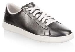 Cole Haan Grandpro Tennis Leather Low Top Sneakers
