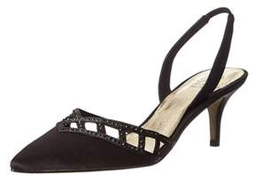 Adrianna Papell Womens Haven Pointed Toe Slingback D-orsay Pumps.