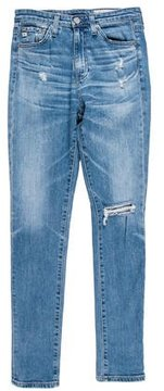 Adriano Goldschmied High-Rise Skinny Jeans