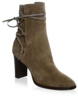 Jimmy Choo Lace-Up Booties