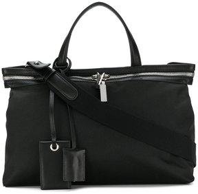 Calvin Klein fabric handle tote bag