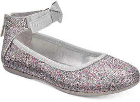 Kenneth Cole New York Jan Dance Sparkle Flats, Little Girls (11-3) & Big Girls (3.5-7)