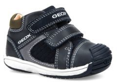 Geox Baby's & Toddler's Toledo Leather Sneakers