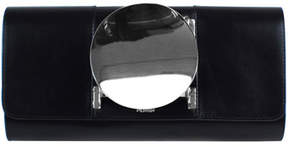 Perrin Paris Le Disc Clutch Bag, Black