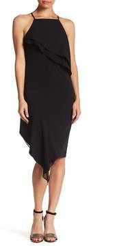 Betsey Johnson Ruffle Slip Dress