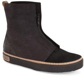 Blackstone Women's Genuine Calf Hair Zip Chukka Boot