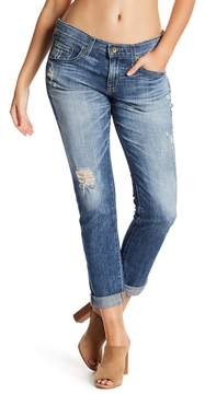 Big Star Billie Cropped Slim Boyfriend Jeans