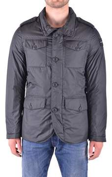 Dekker Men's Grey Polyester Outerwear Jacket.