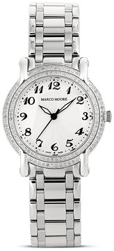 Bloomingdale's Marco Moore Swiss Movement Watch, 36mm