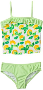 KensieGirl Fresh Direct Lemon Tankini Two Piece Set (2T4T) - 8129699