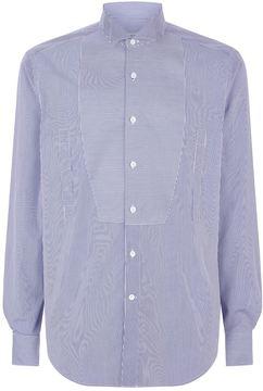 Loewe Panelled Striped Shirt
