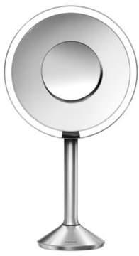 Simplehuman Sensor Mirror Pro Series Stainless Steel Mirror-8 in.