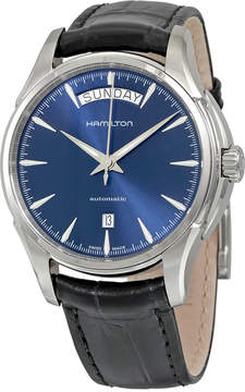Hamilton Jazzmaster Day Date Automatic Blue Dial Men's Watch