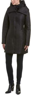 Dawn Levy Gwen Diamond Quilt Coat