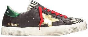 Golden Goose Deluxe Brand May Black Sneakers