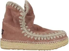 Mou Corda Boots