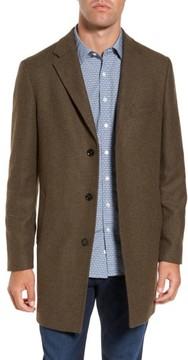 Rodd & Gunn Men's Stirling Point Wool Blend Coat