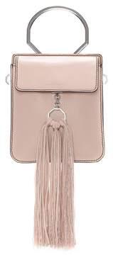 Louise et Cie Julea Leather & Suede Bracelet Crossbody