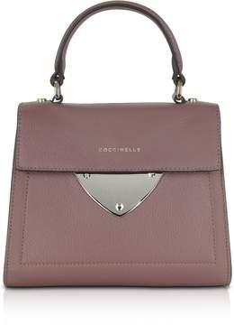 Coccinelle B14 Mini Leather Satchel Bag