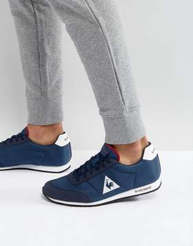 Le Coq Sportif Raceron Nylon Sneakers In Navy 1711236