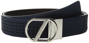 Z Zegna Adjustable/Reversible BGOMC1 35mm Belt Men's Belts