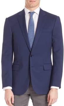 Ralph Lauren Purple Label Wool Serge Blazer
