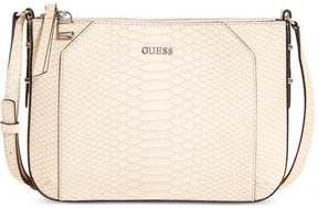 Guess Devyn Top Zip Crossbody