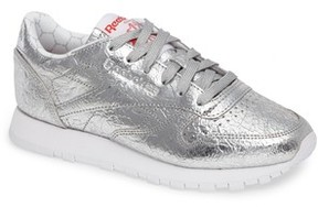 Reebok Women's Classic Leather Hd Foil Sneaker
