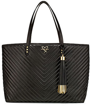 Victoria's Secret Victorias Secret V-Quilt Everything Tote